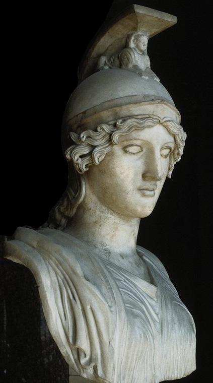 картинки афина паллада